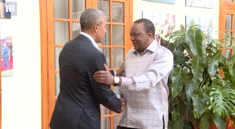 Barack Obama rikthehet në shtëpi