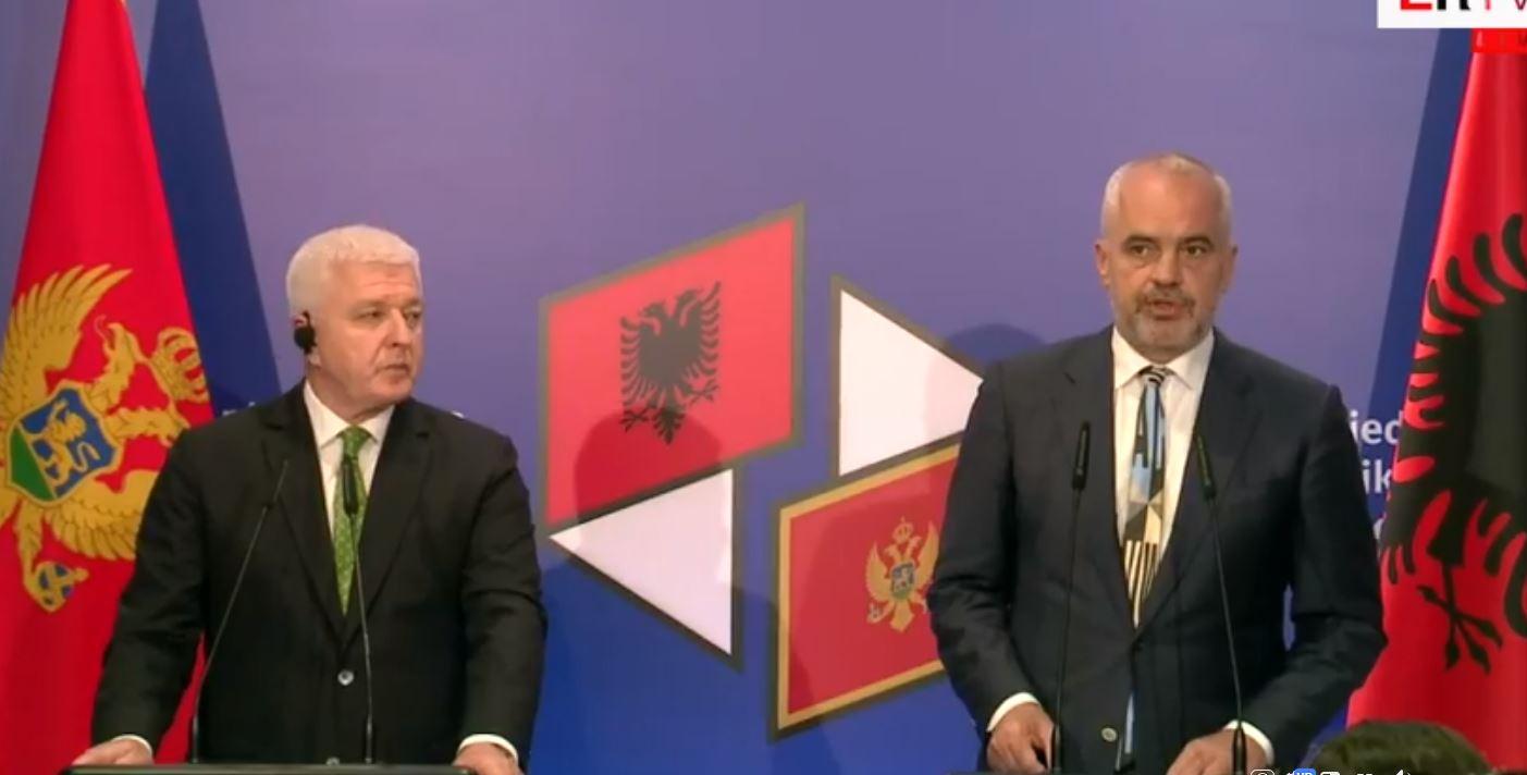 Rama me Markoviç: Marrëveshje për hapjen e pikës kufitare në Zogaj