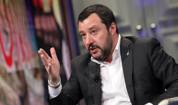 Deklaratat e Salvinit, Ukraina kërkon takim urgjent me ambasadorin italian