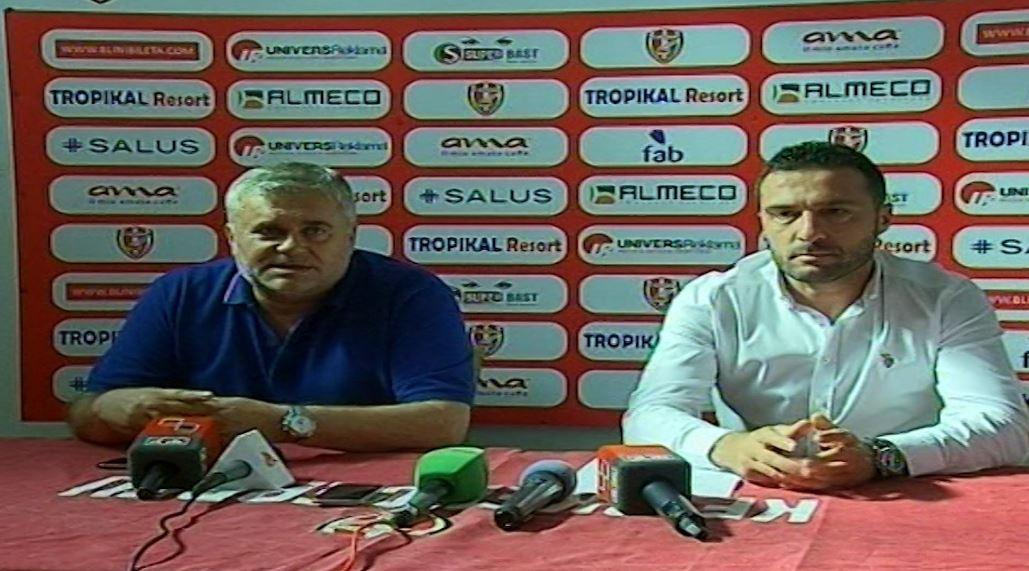 Orges Shehi prezantohet trajner tek Skënderbeu