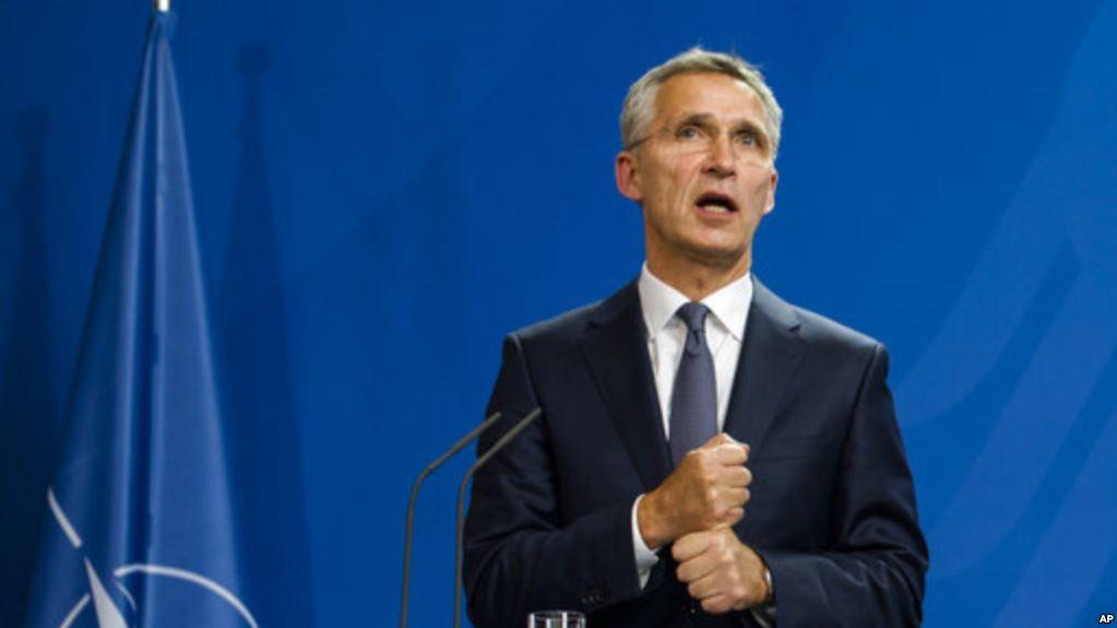 Ukraina, Stoltenberg i kërkon Rusisë të tërheqë trupat ushtarake
