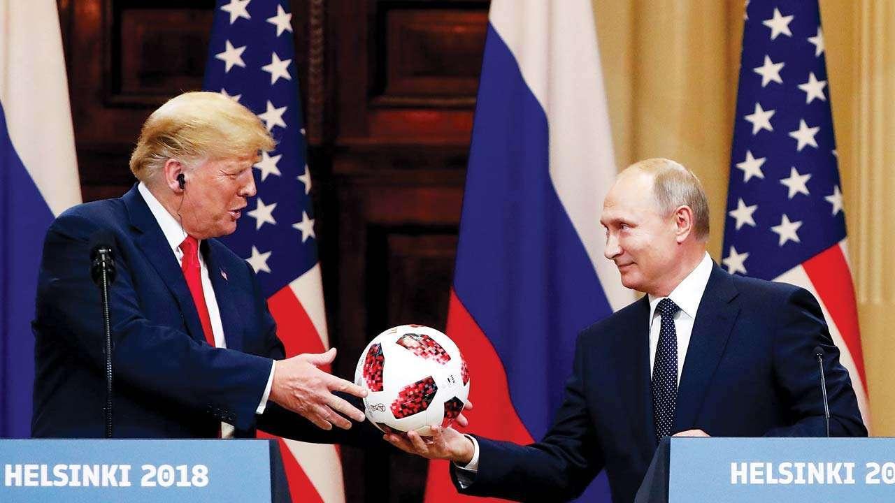 Përgjues në topin e dhuruar nga Putin, polemika në SHBA