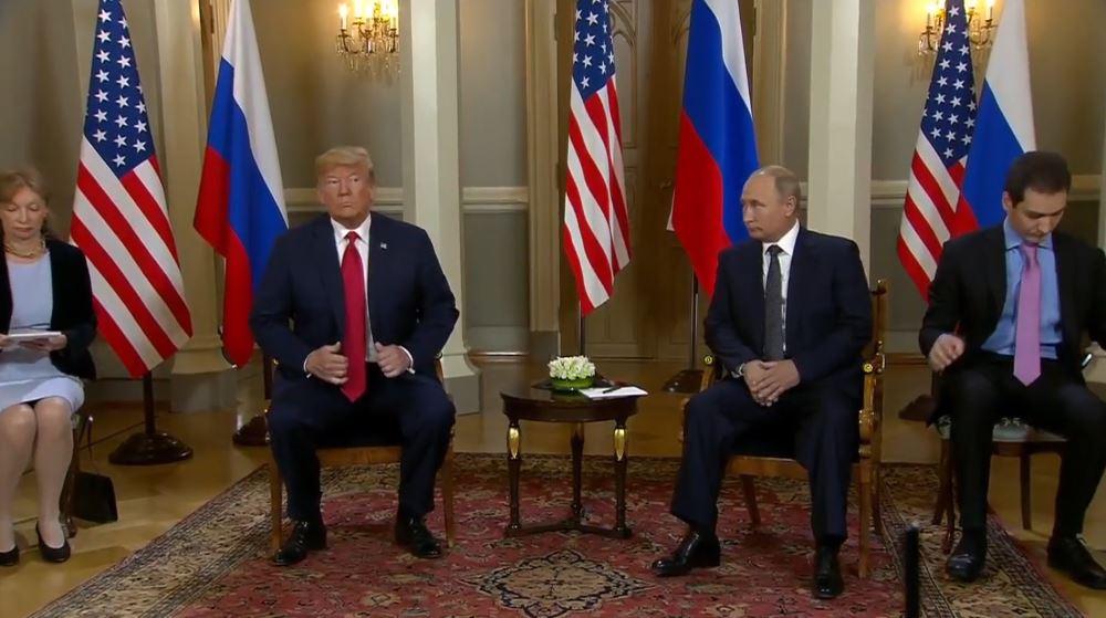 Helsinki, fillon takimi Trump-Putin