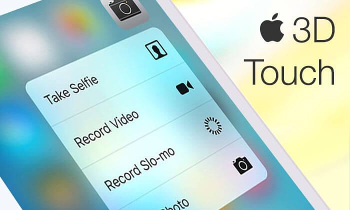 Së shpejti iPhone vjen pa prekjen 3D