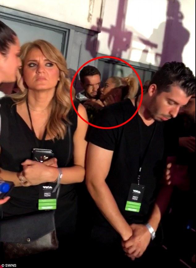 Rita Ora kapet mat me Liam Payne