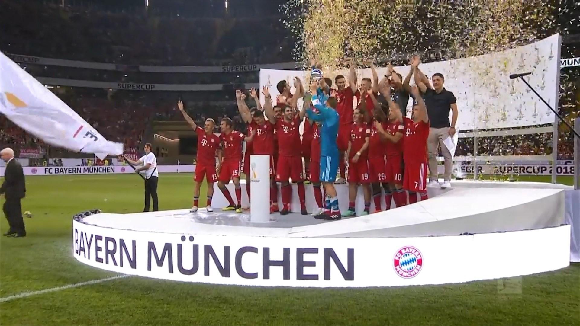 Bayern-Dortmund s'u transmetua në Iran për një arsye skandaloze