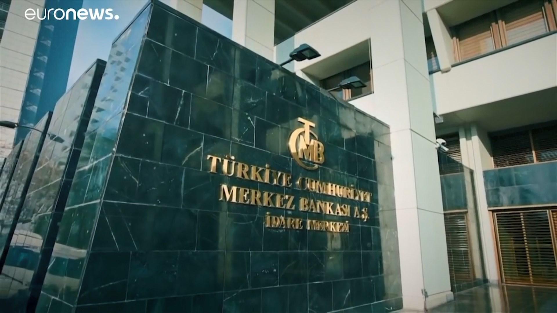 Kriza e rënies së lirës turke