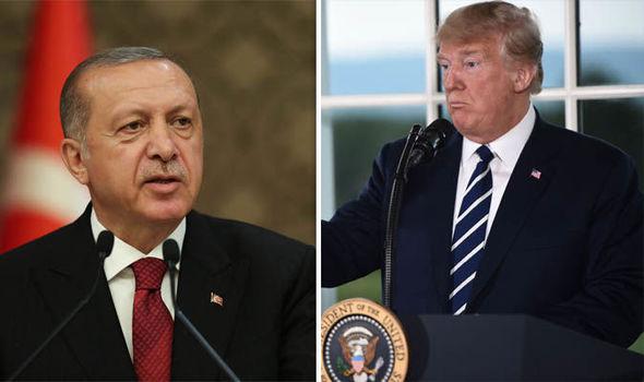 Paralajmerimet e SHBA për sanksione frenojnë rimëkëmbjen e lirës turke