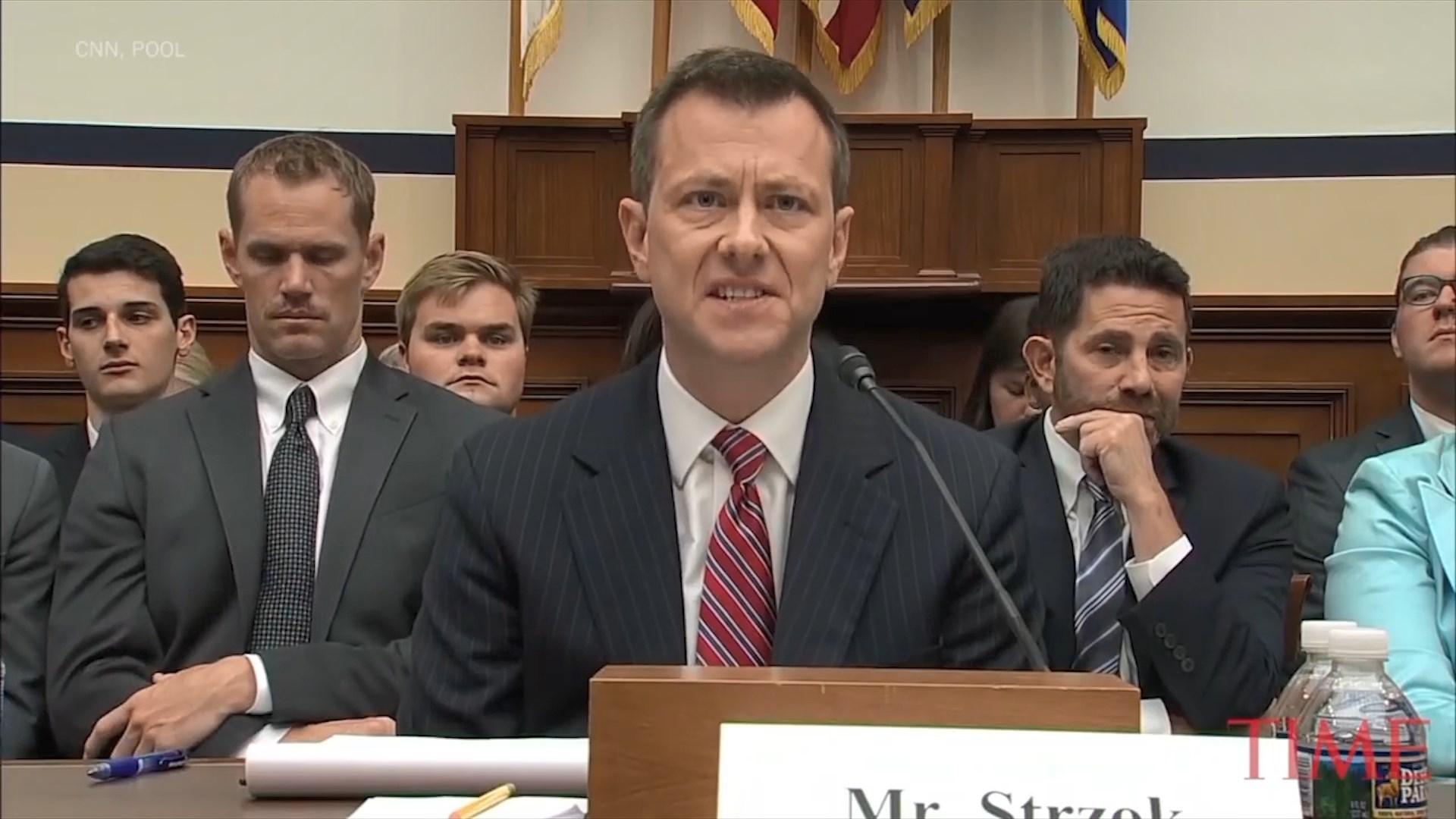 """Hetoi email-et e Klinton e """"Russiagate"""", shkarkohet agjenti i FBI"""