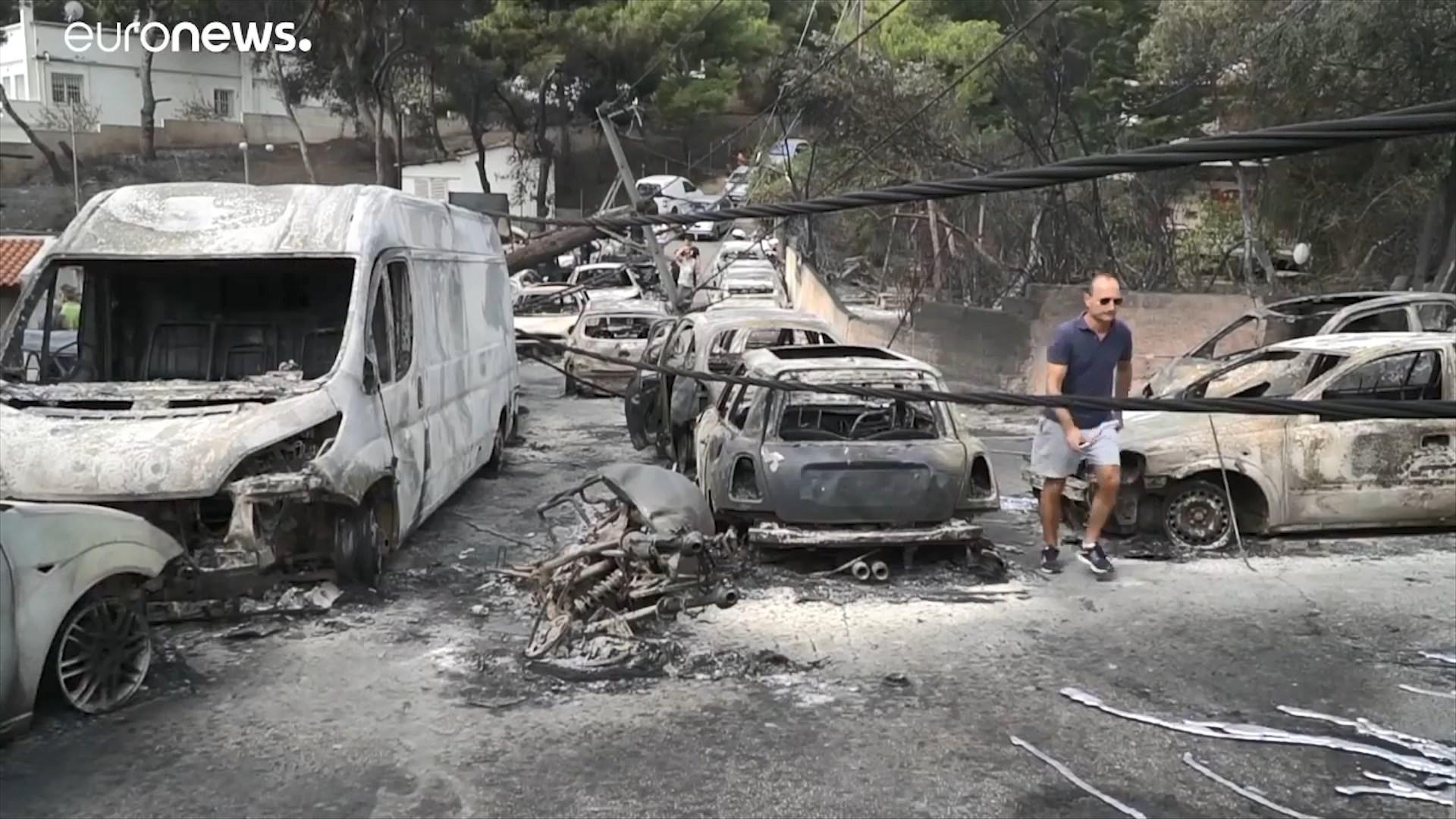 Greqi, familjarët e viktimave të zjarrit padisin institucionet