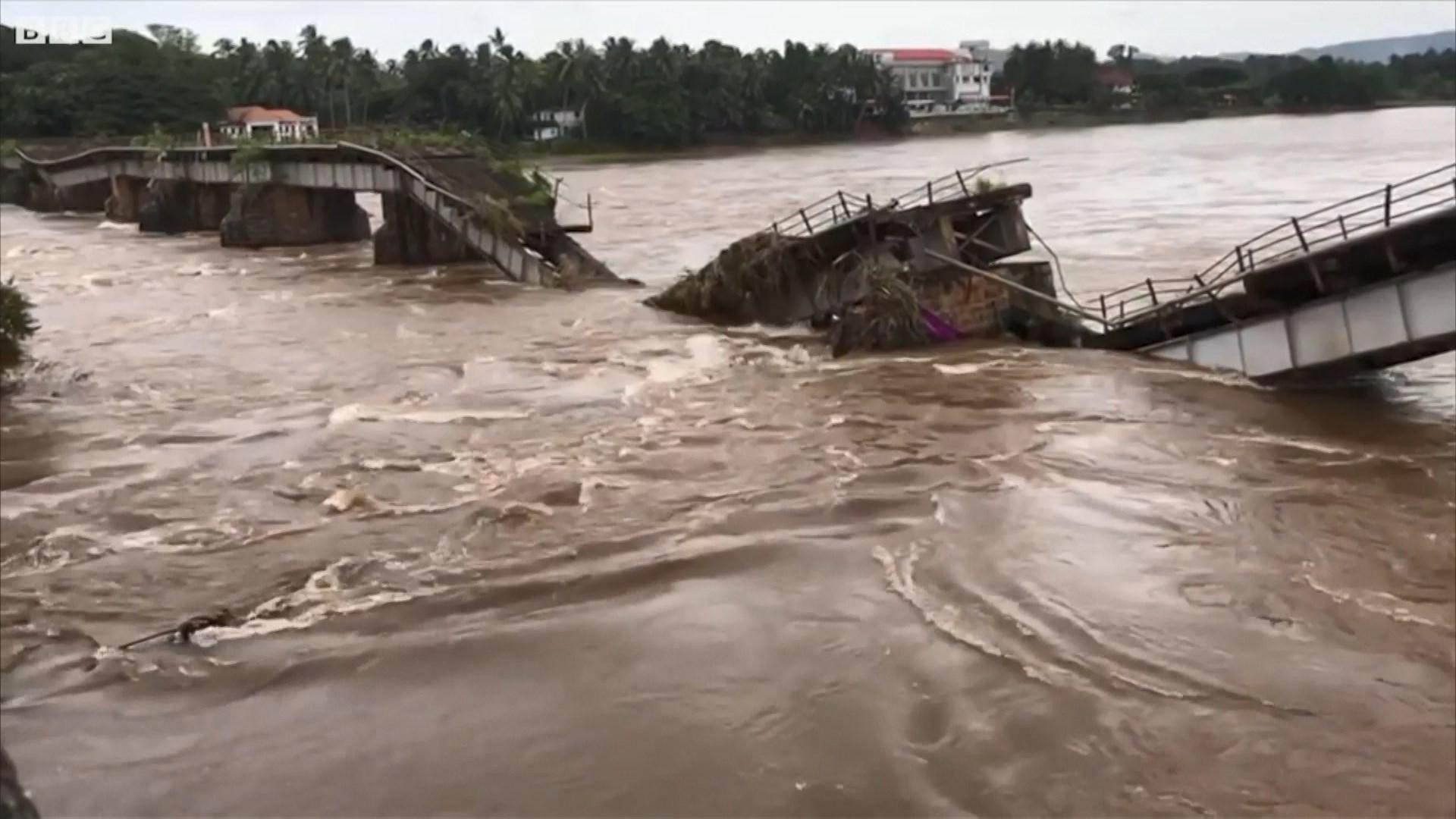 Indi, 410 të vdekur nga përmbytjet në Kerala