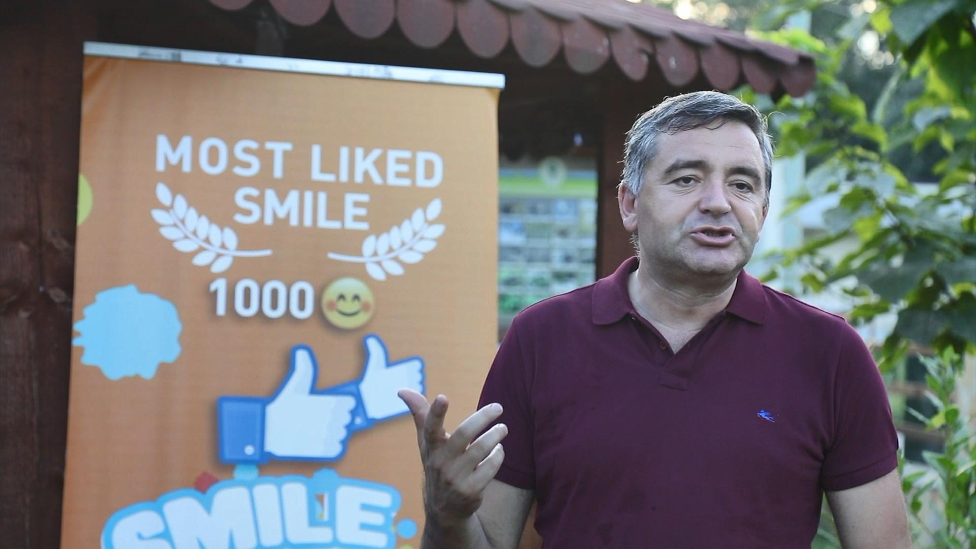 """Shpallet konkursi """"Smile Albania"""""""