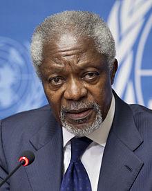 Ndërron jetë ish-sekretari i përgjithshëm i OKB Kofi Annan