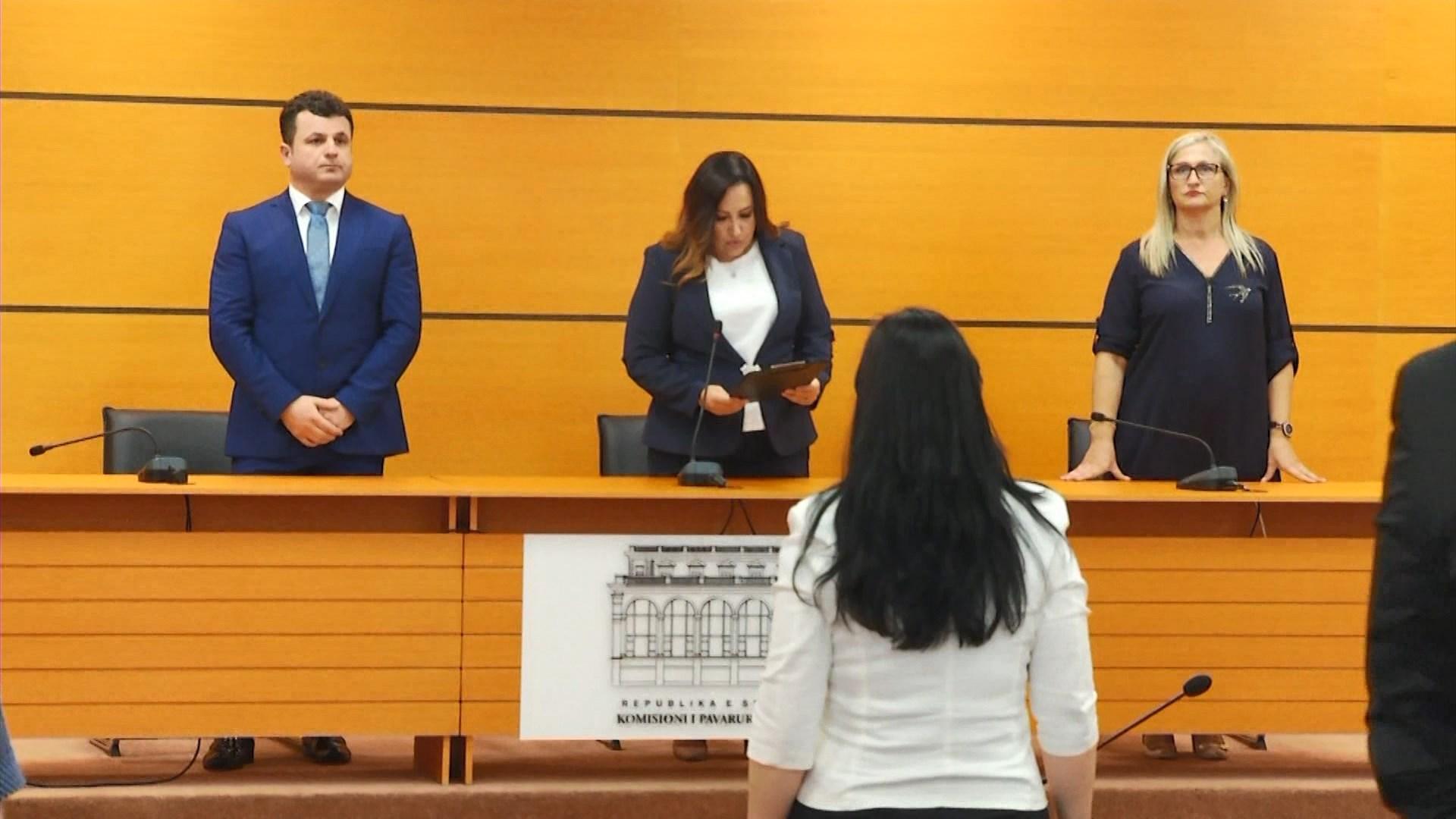 Vettingu, KPK konfirmon në detyrë Alma Bratin