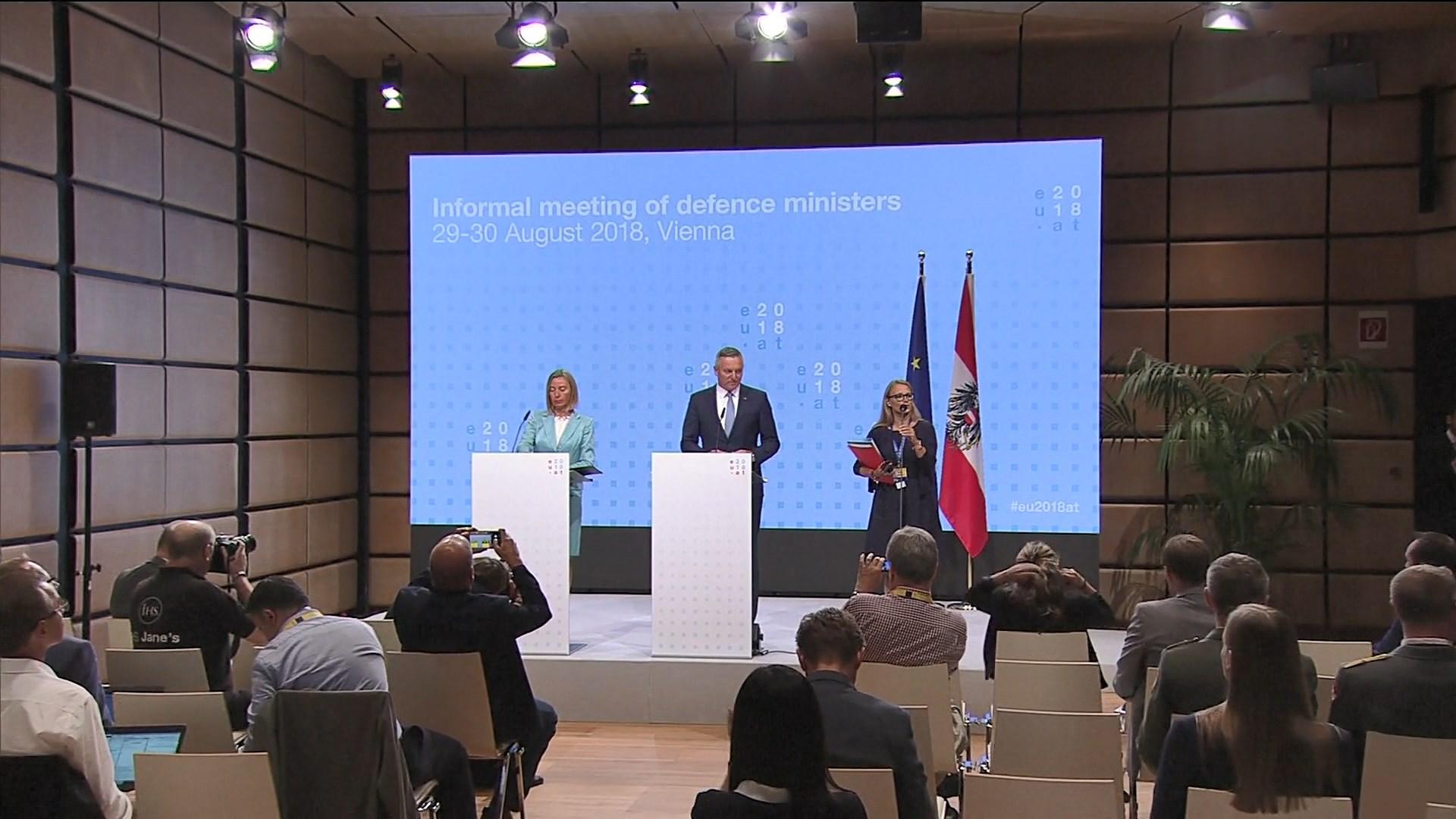 Mogherini në takimin e Mbrojtjes: Me Ballkanin partnerë në mbrojtje e siguri