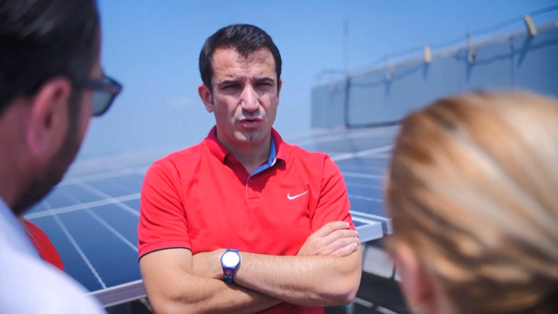 Krijohet impianti i parë me panele diellore në Tiranë