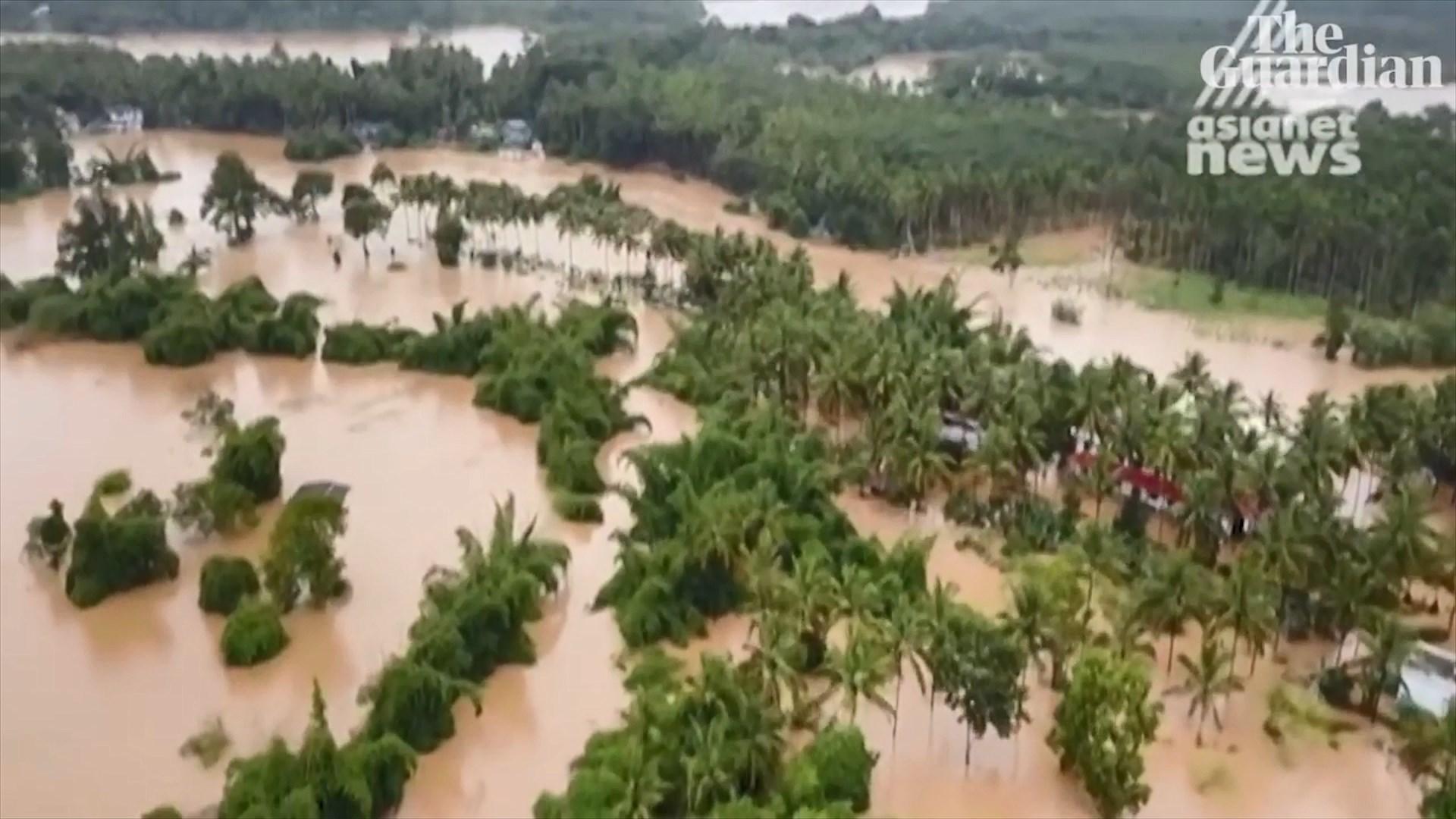 Indi/ Bilanc tragjik nga përmbytjet në Kerala, 324 të vdekur