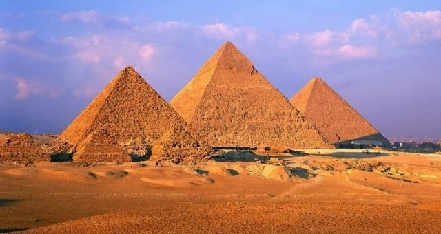 Zbulohet sekreti i piramidave të Egjiptit