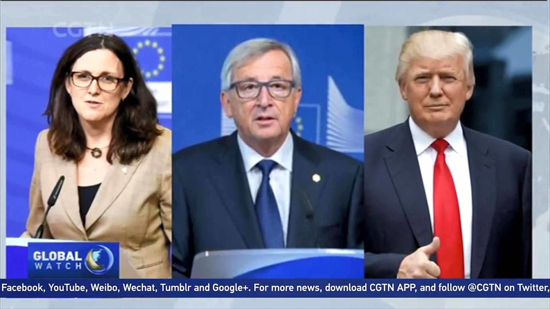 Trump kundër industrisë evropiane: Tarifë 25% për çdo makinë nga BE