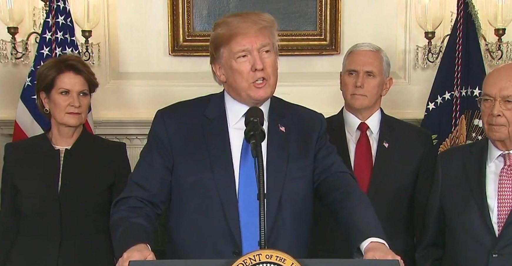 Russiagate, presidenti Trump ka frikë nga deklarata e tij