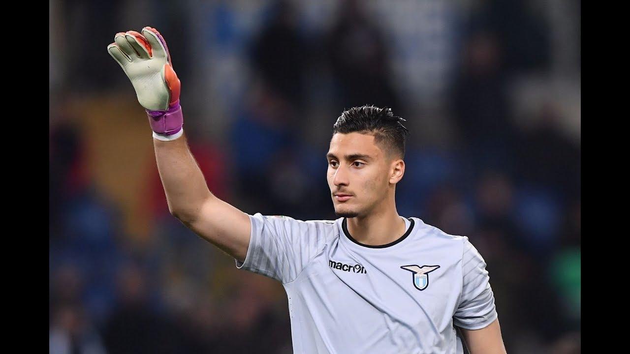 Tomas Strakosha tregon sesi priti penalltinë ndaj Udinezes