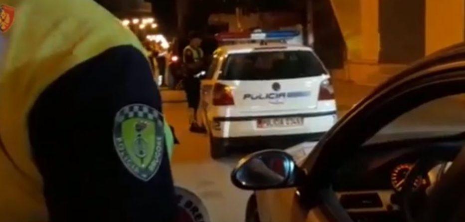 Policia e Durrësit vendos 670 gjoba vetëm në fundjavë