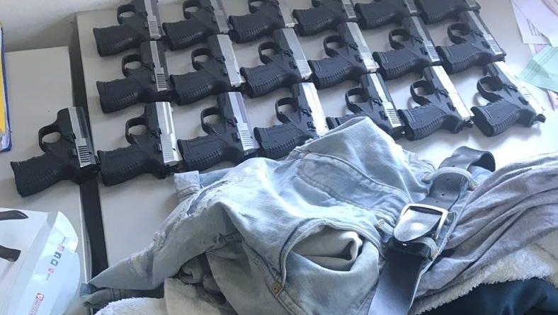 U arrestua me 19-pistoleta, Prokuroria letër-porosi në Suedi e Kosovë