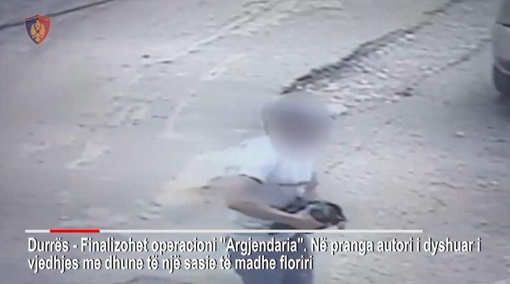 Vodhi 2 kg flori, arrestohet 22-vjeçari