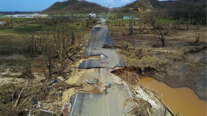 Puerto Riko, bilanc i gabuar viktimash: 2975 të vdekur nga uragani Maria