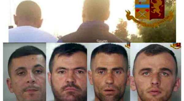Ndjekje me makina dhe arratisje, kapen 4 hajdutët shqiptarë