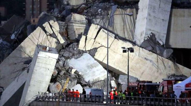 Çfarë shkaktoi shembjen e urës Morandi?