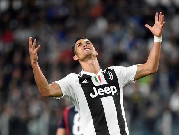 Kristiano Ronaldo sërish nuk shënon për Juventusin