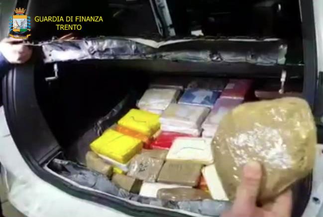 Trafikonin drogë në Europë, arrestohen shqiptarë e kosovarë në Gjermani e Spanjë