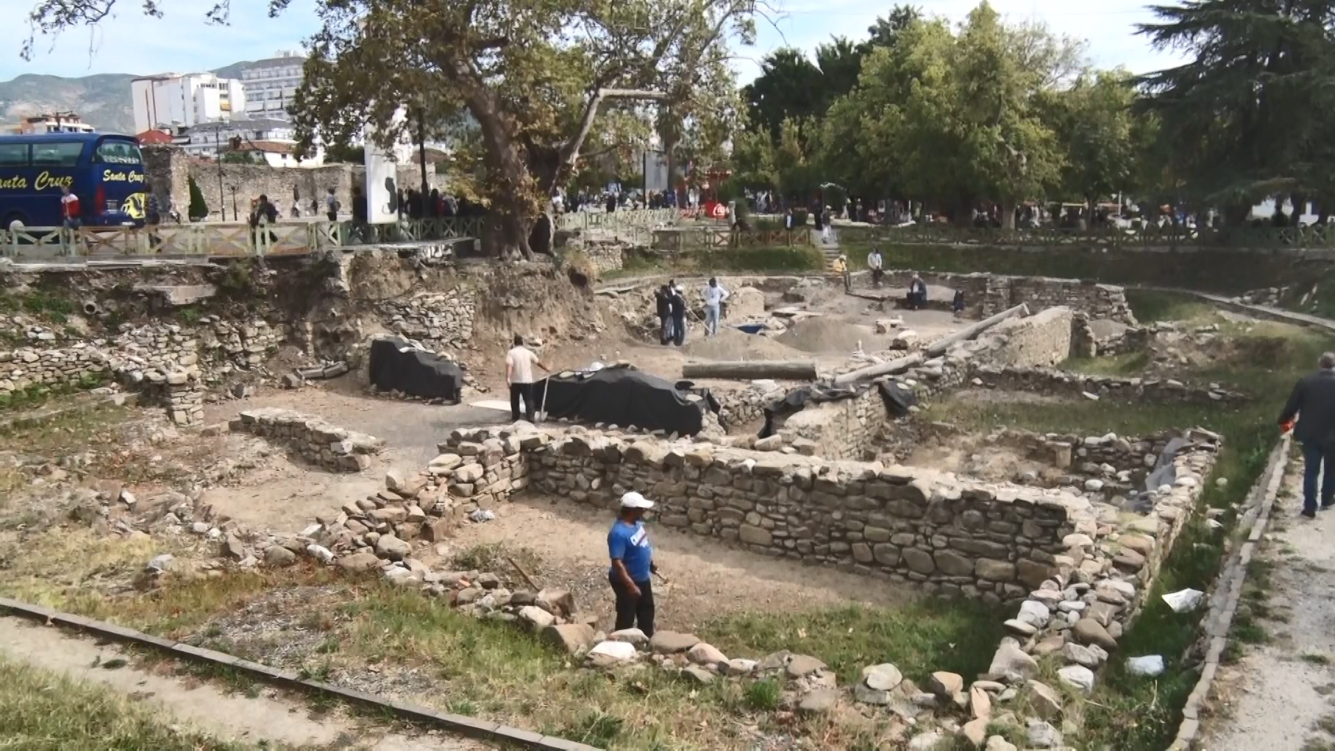Bazilika e Bezistanit në Elbasan, së shpejti me pamje të re