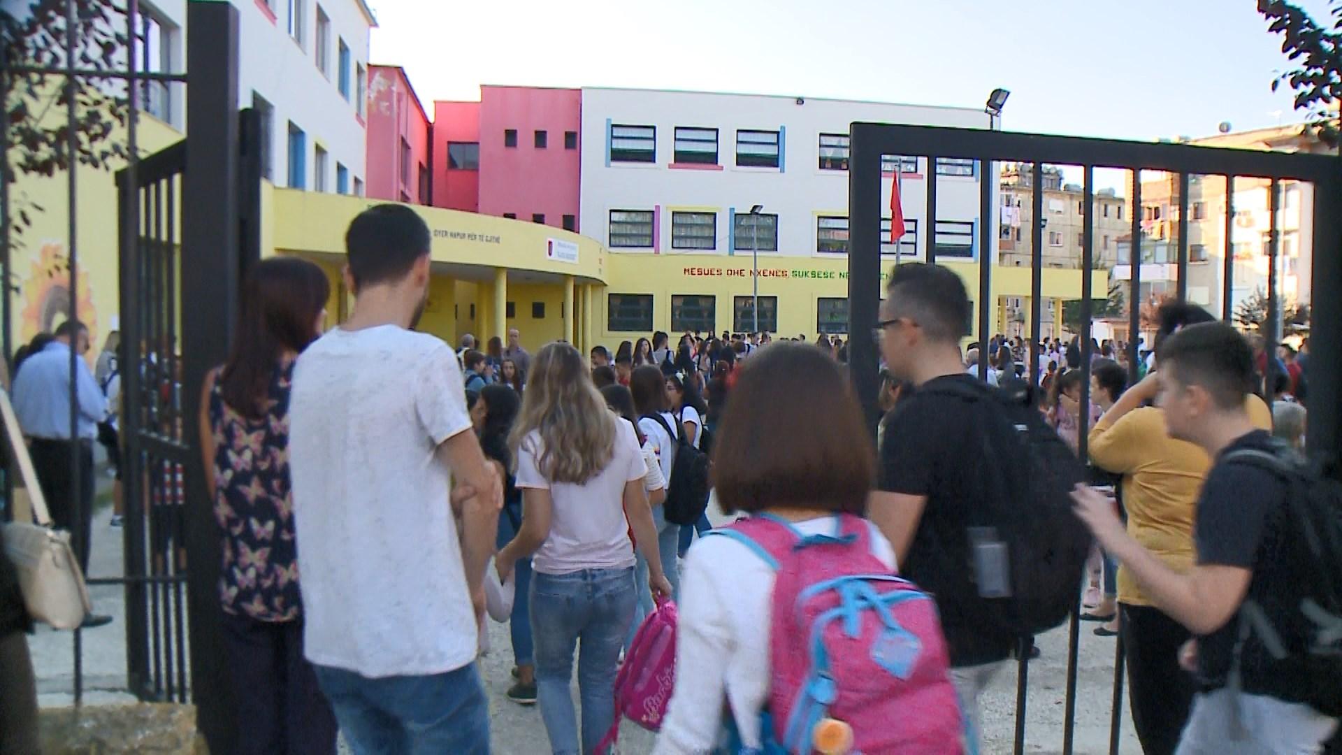 480 mijë nxënës nisin vitin e ri shkollor