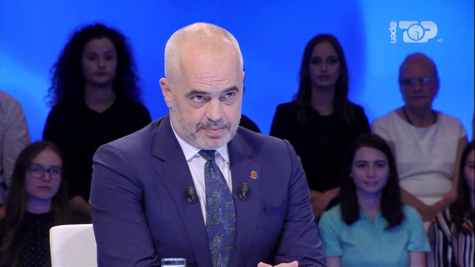 Rama: Do kërkojmë mendimin e Komisionit të Venecias për draftin e PD