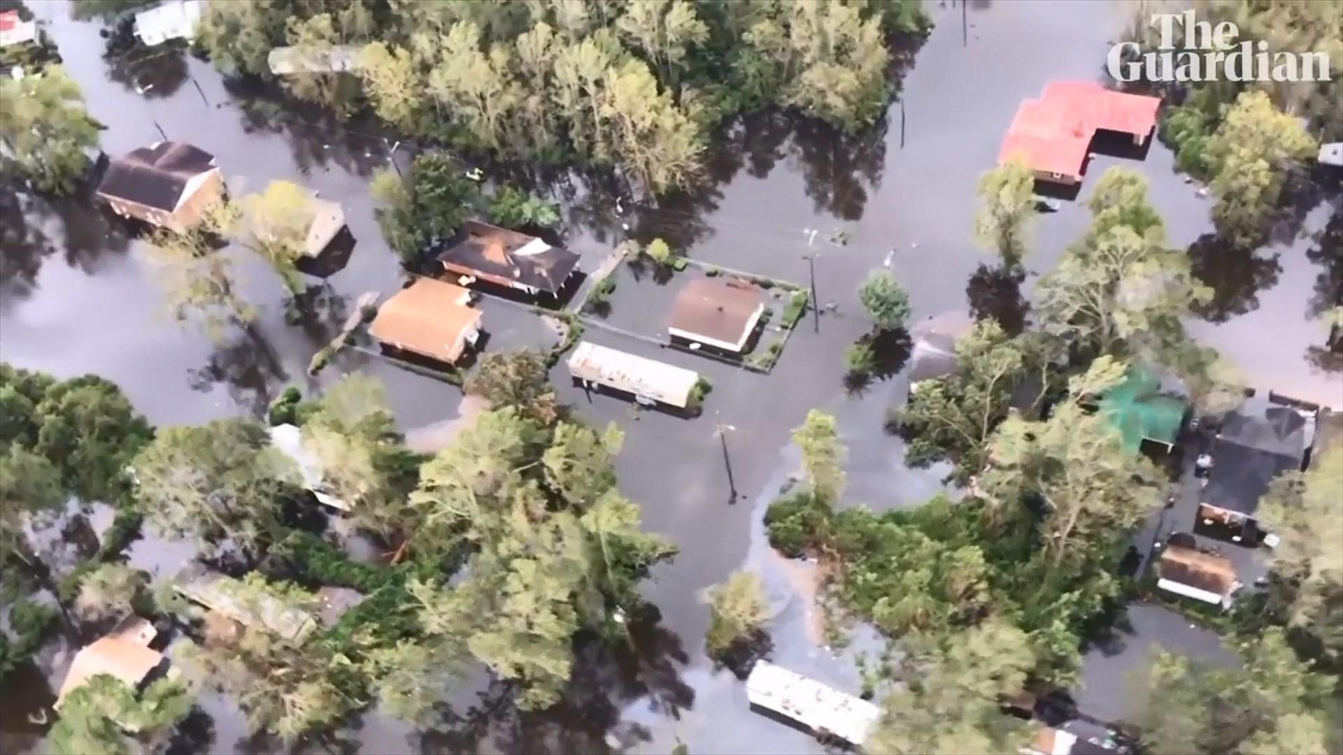 """SHBA 23 të vdekur nga uragani """"Florence"""", stuhia do të zgjasë edhe 2 ditë"""