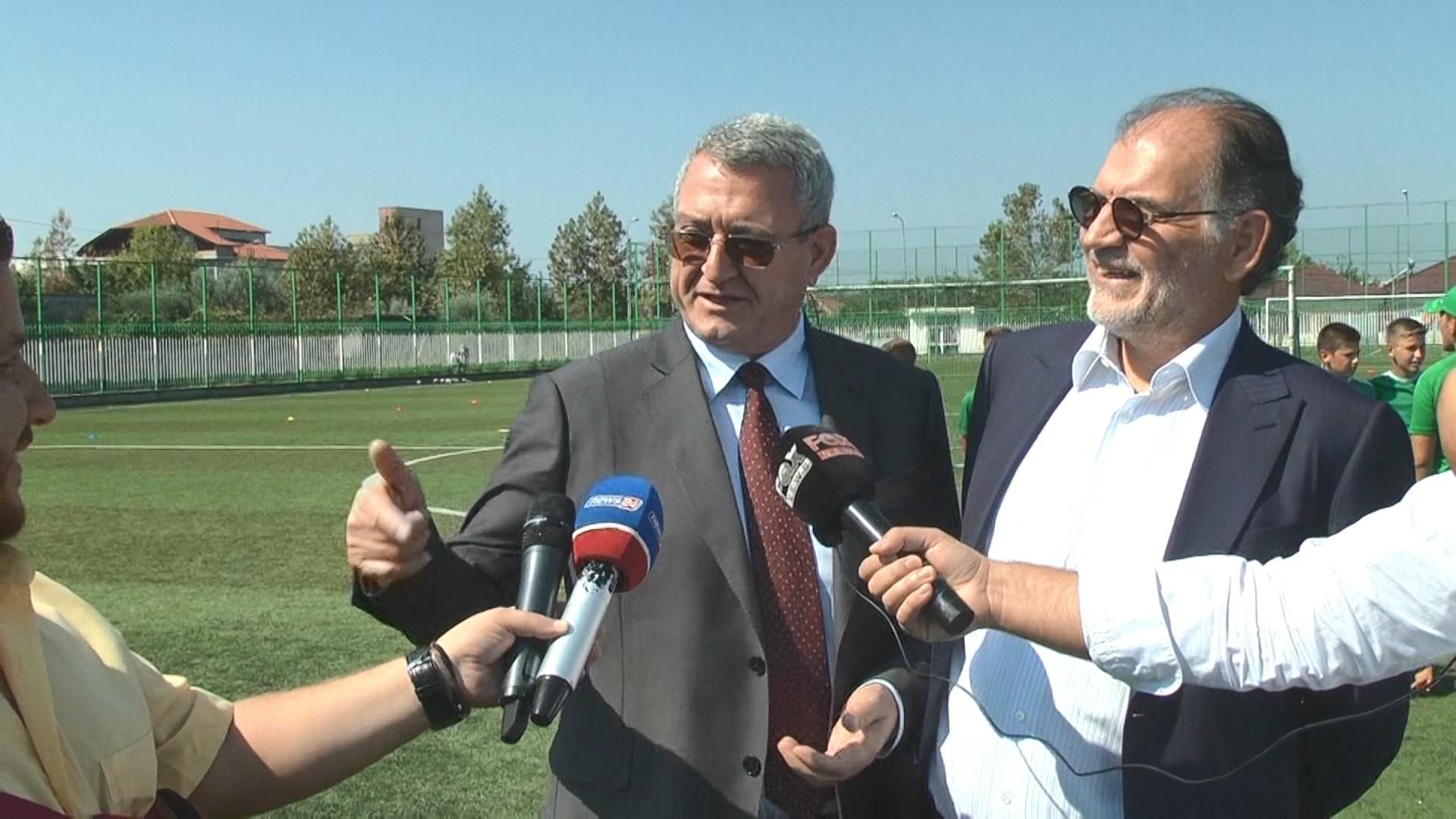 Duka nga Fieri nuk komenton arrestimin e Grimës
