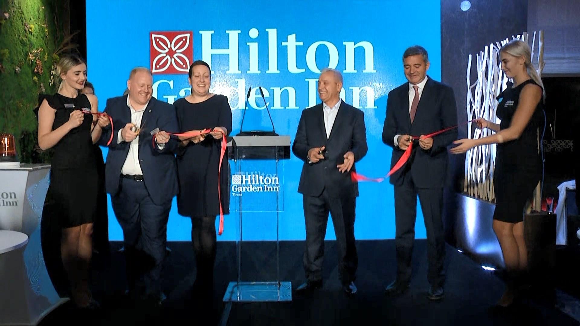 """Bëhet realitet edhe në Shqipëri gjigandi i hotelerisë """"Hilton Garden In"""""""
