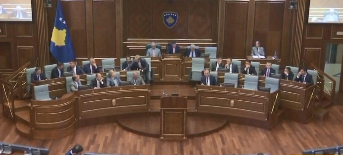 Opozita në Kosovë, përpjekje për pengimin e negociatave me Serbinë