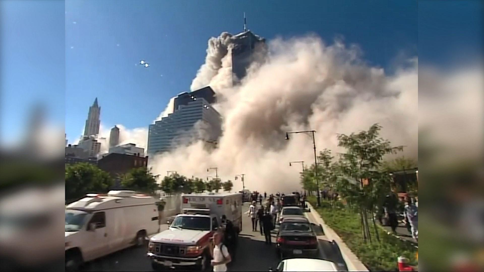 SHBA, hidhen në internet pamjet e papublikuara të sulmeve të 11 shtatorit