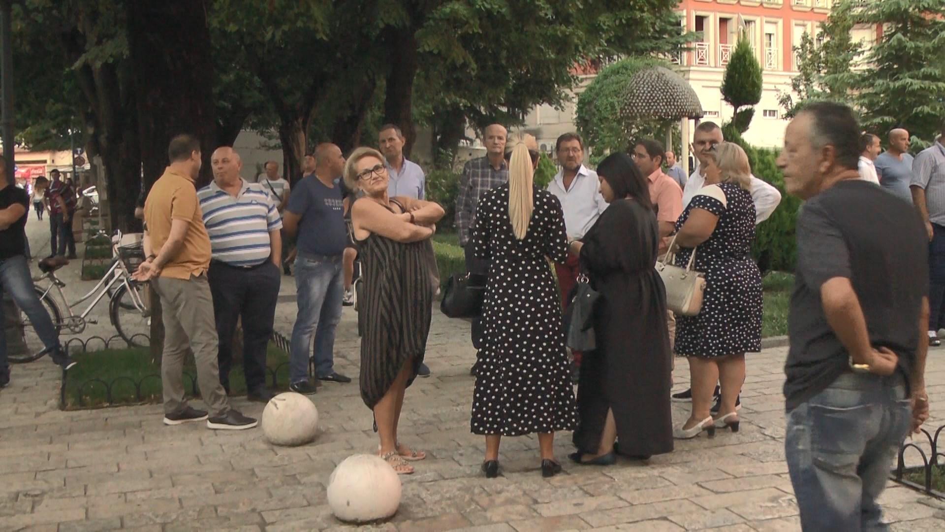 Krimet e fundit në Shkodër, marshim paqësor nga qytetarët