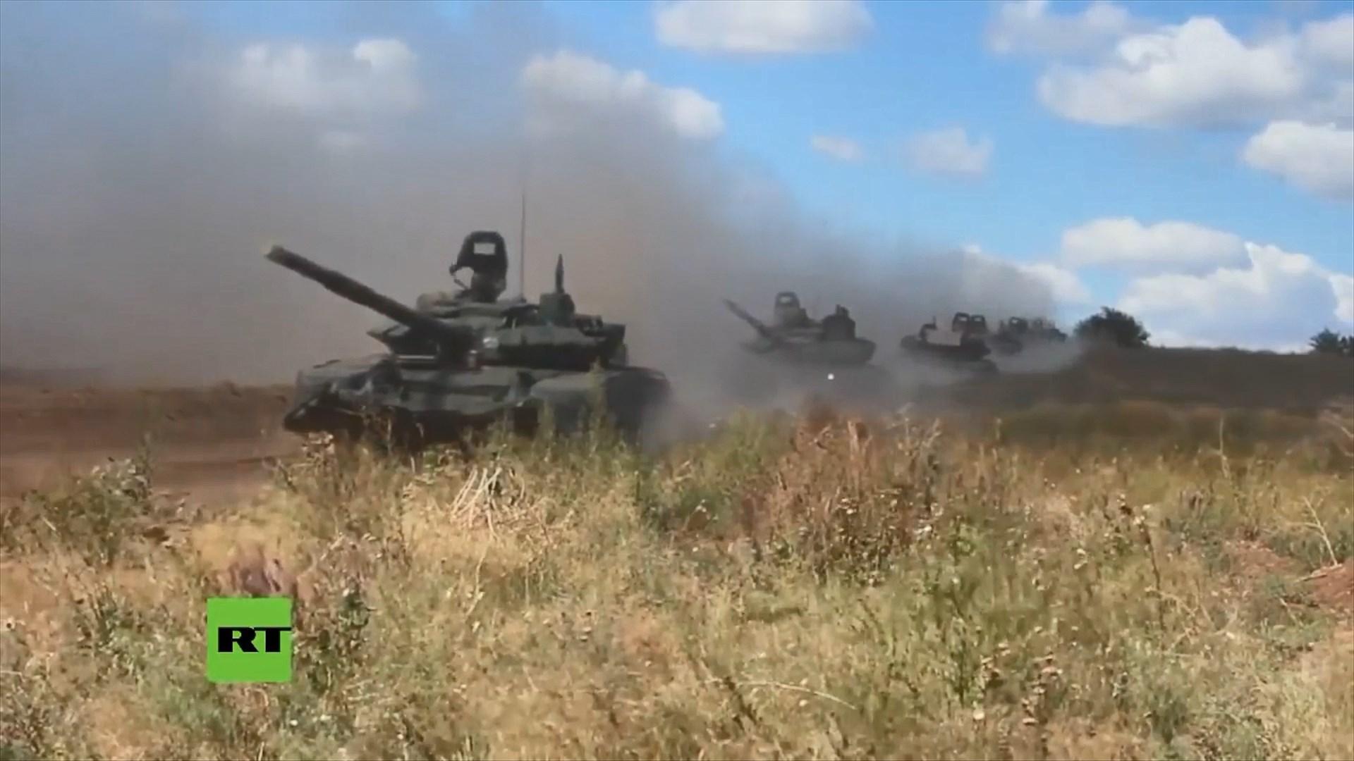 Rusia zhvillon stërvitjen ushtarake më të madhe që prej Luftës së Ftohtë