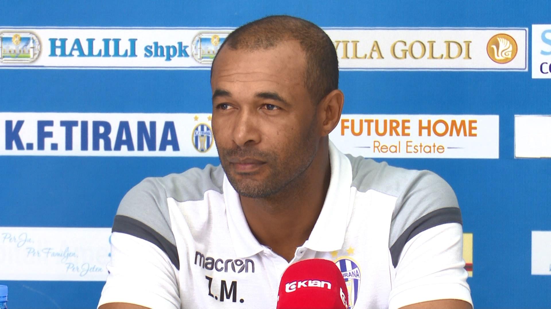 Tirana e bindur se do fitojë Luftëtarin/ Trajneri Ze Maria premton