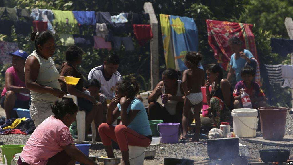 Brazili përballet me krizën e refugjatëve