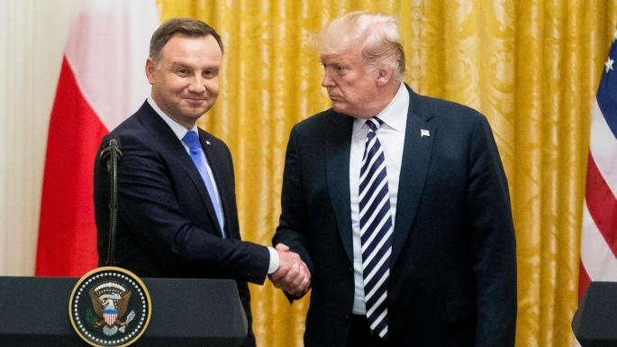 Bazë ushtarake amerikane në Poloni