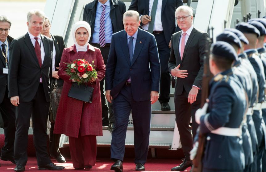 Erdogan, pritshmëri të mëdha nga vizita në Berlin