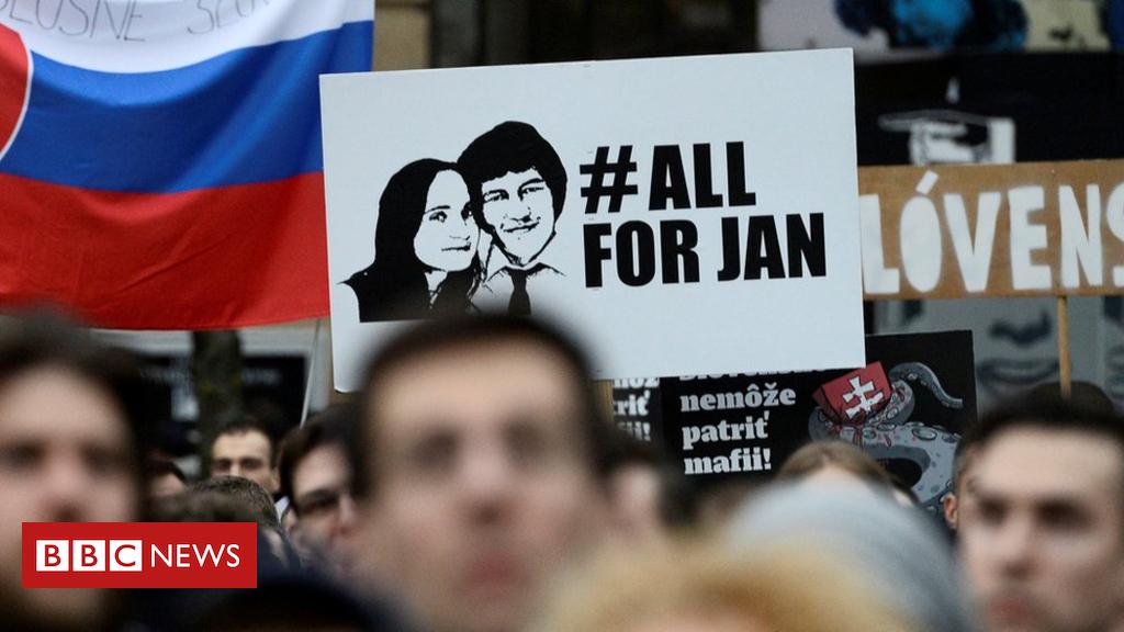 Sllovaki, tre të akuzuar për vrasjen e gazetarit investigativ