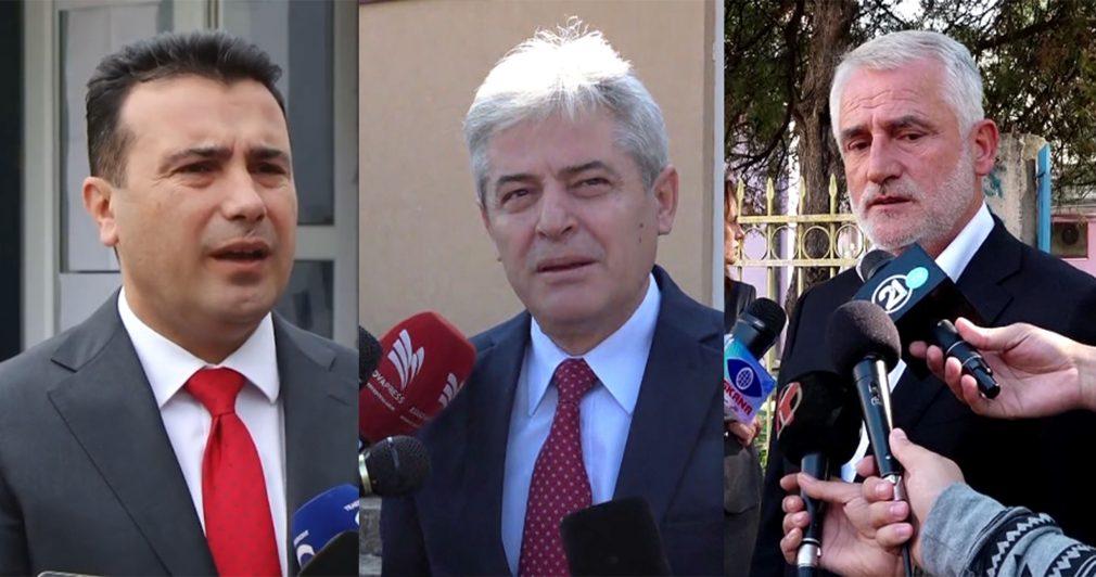 Maqedoni, votojnë liderët politikë: Ditë historike