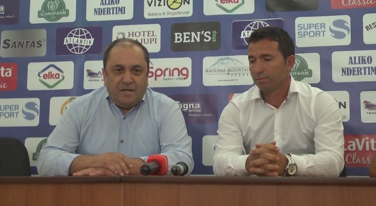 Gentian Mezani është trajneri i ri i Luftëtarit